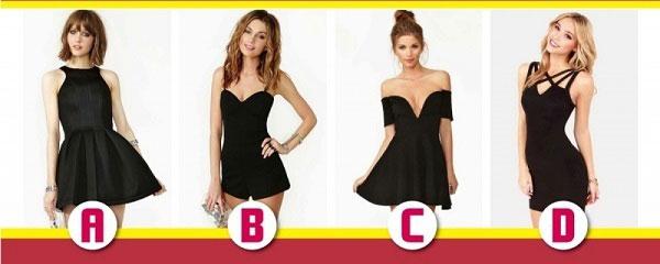 Bạn sẽ chọn chiếc váy nào?