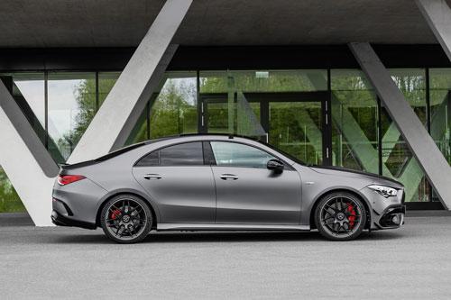 1. Mercedes-AMG CLA 45 2020.