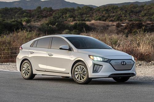 10. Hyundai Ioniq 2020.