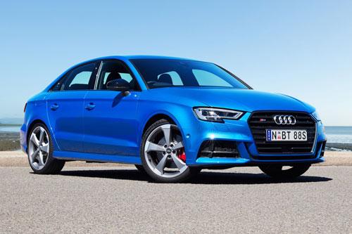 3. Audi S3 2020.