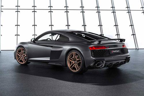 6. Audi R8 2020.