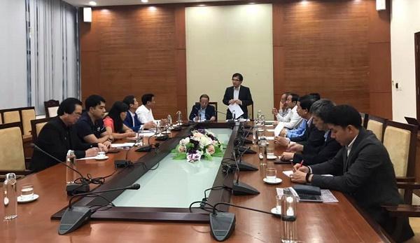 Phiên họp các trưởng đoàn trước thềm Diễn đàn Hợp tác - Liên kết và Hỗ phát triển doanh nghiệp khu vực phía Bắc lần thứ XII năm 2019