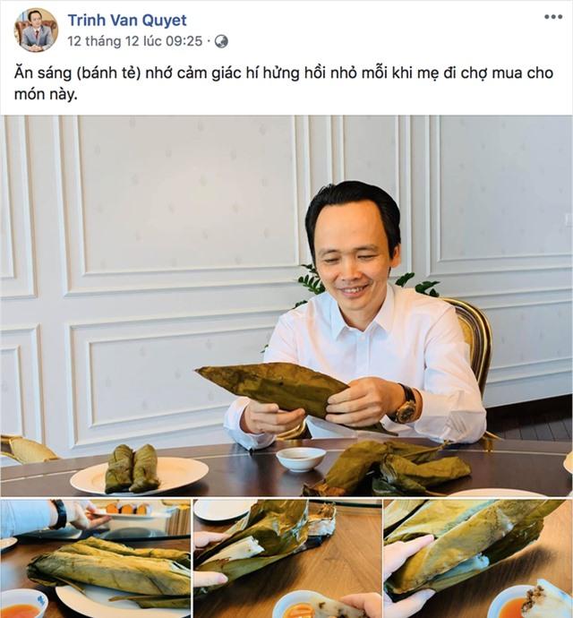Một năm biến động, ông Trịnh Văn Quyết đang có bao nhiêu tài sản? - 1