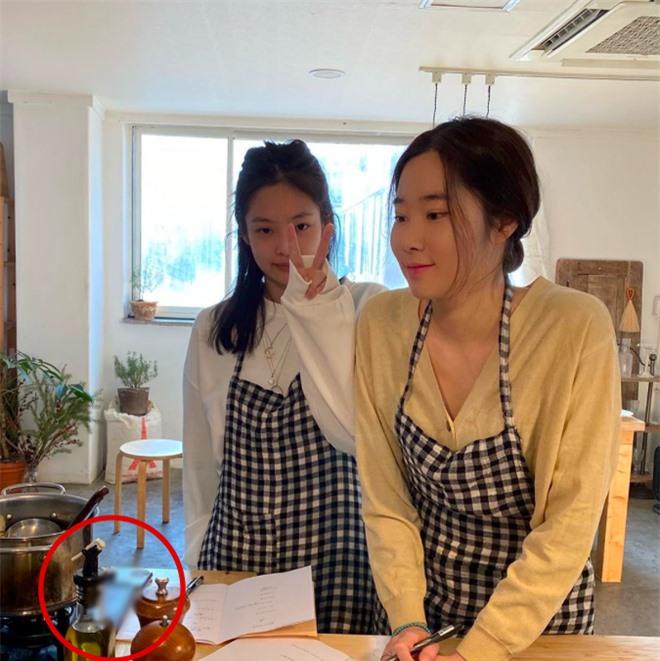 Vừa đăng hình khoe tài nấu ăn cực khéo, Jennie (BLACKPINK) lại gặp lỗi nghiêm trọng đến nỗi phải xoá vội ảnh - Ảnh 5.