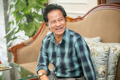 Danh ca Chế Linh tiết lộ, ông vui mừng khi Thanh Thanh Hiền trở thành người một nhà