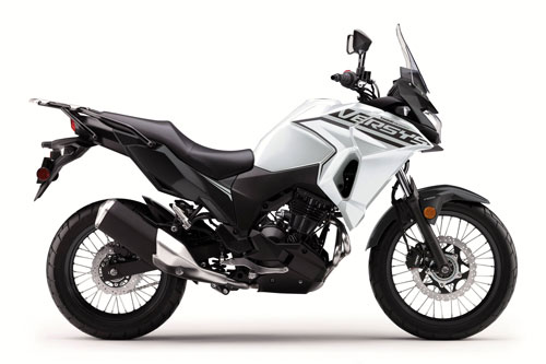 10. Kawasaki Versys-X 300 2020.