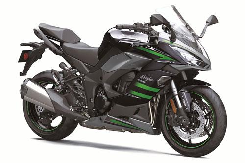 2. Kawasaki Ninja 1000SX 2020.