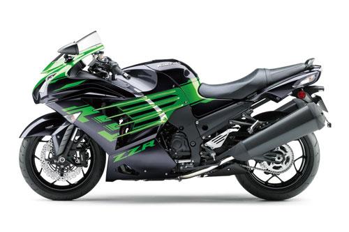 4. Kawasaki ZZR1400 2020.