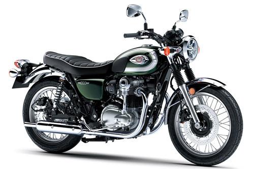 6. Kawasaki W800 2020.