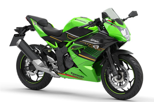 8. Kawasaki Ninja 125 2020.