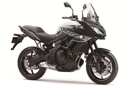 9. Kawasaki Versys 650 2020.