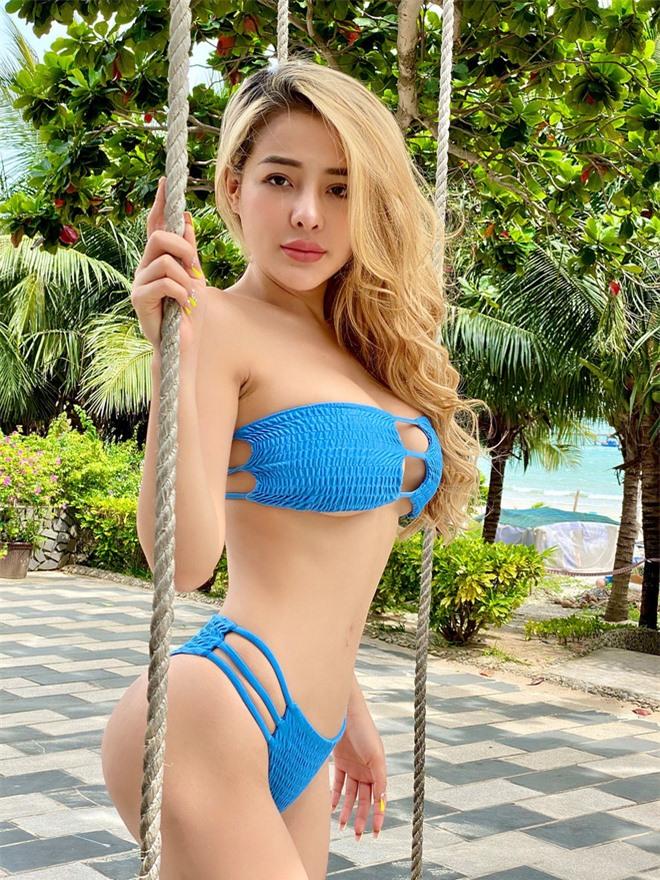Cao thủ photoshop mới gọi tên hot girl thị phi Ngân 98: Xem ảnh tự up với clip cắt ra là hiểu công nghệ có ích cho con gái như nào - Ảnh 4.