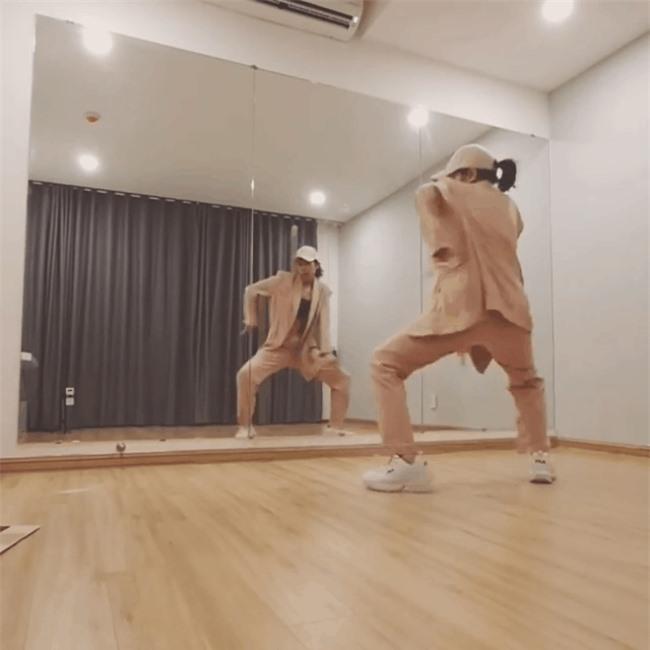 Để ý mới thấy, cả Chi Pu, Diệp Lâm Anh lẫn Min đều sở hữu được body quyến rũ nhờ chăm... tập nhảy - Ảnh 9.