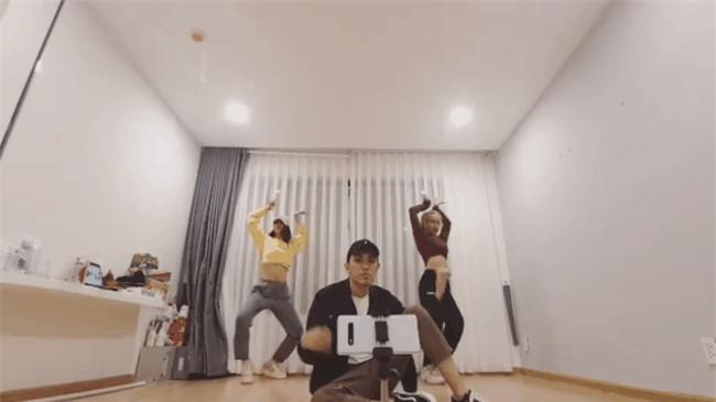 Để ý mới thấy, cả Chi Pu, Diệp Lâm Anh lẫn Min đều sở hữu được body quyến rũ nhờ chăm... tập nhảy - Ảnh 8.