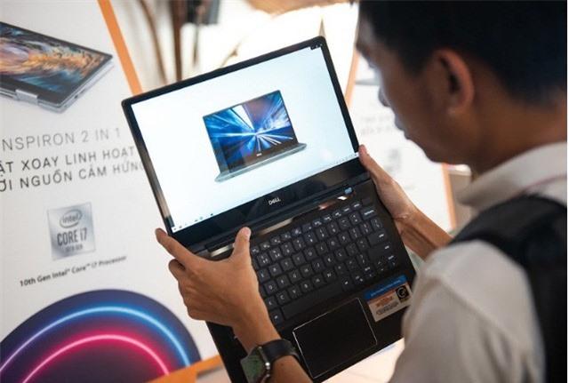 Dell trình làng loạt laptop dùng chip Intel Core thế hệ 10 tại Việt Nam - Ảnh 2.