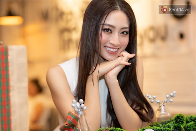 Gặp Lương Thùy Linh sau thành tích Top 12 Miss World: Tôi là nhân chứng sống của chân dài mà não không ngắn - Ảnh 1.