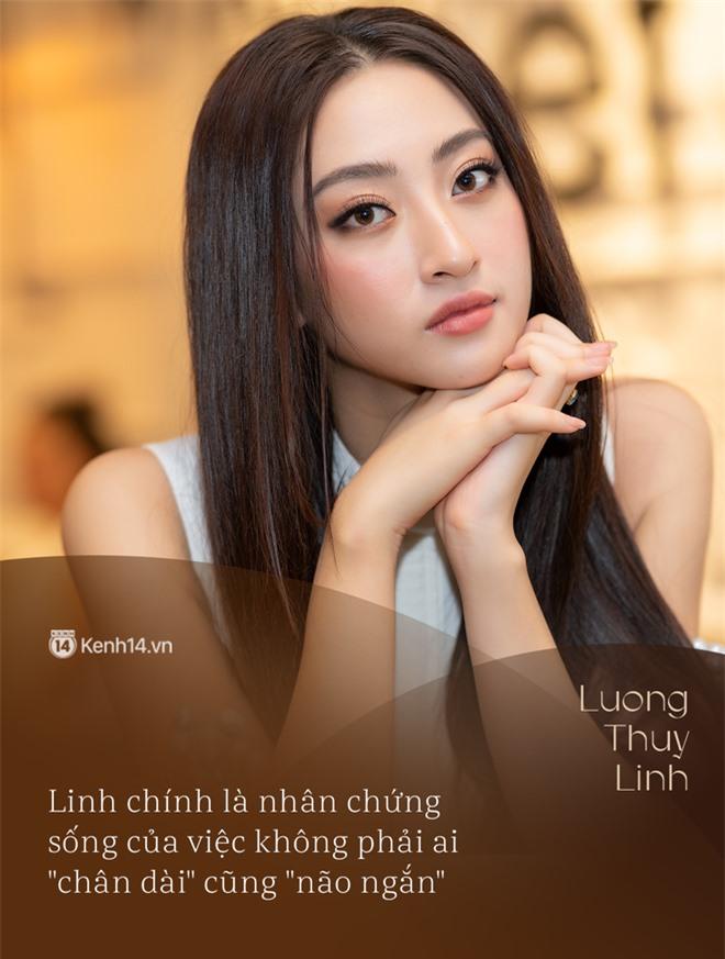 Gặp Lương Thùy Linh sau thành tích Top 12 Miss World: Tôi là nhân chứng sống của chân dài mà não không ngắn - Ảnh 7.