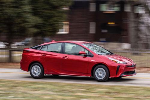 1. Toyota Prius 2020.