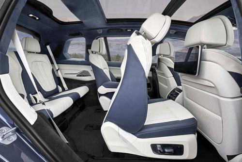 2. BMW X7 2020.