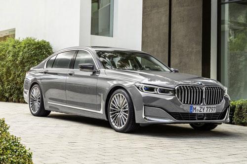 2. BMW 7 Series 2020.