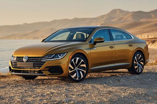 5. Volkswagen Arteon 2020.