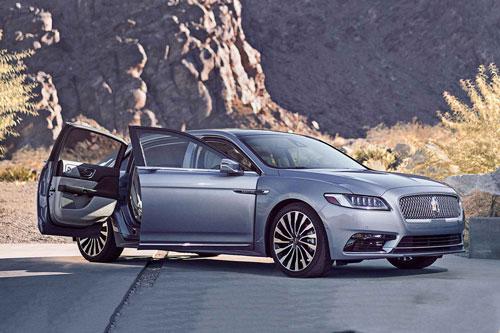 6. Lincoln Continental 2020.