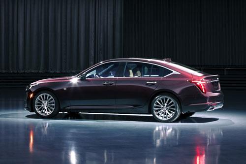 7. Cadillac CT5 2020.