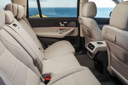 8. Mercedes-Benz GLS-Class 2020.