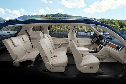 9. Volkswagen Atlas 2020.