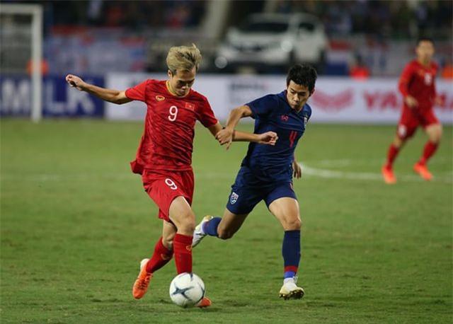 Đội tuyển Việt Nam kết thúc năm 2019 với hạng 94 thế giới - 1