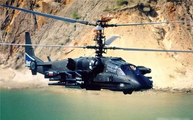Truc thang Ka-52 Alligator Nga duoi danh may bay My tren bau troi Syria?-Hinh-5