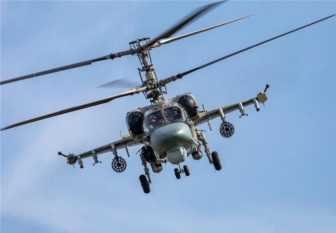 Truc thang Ka-52 Alligator Nga duoi danh may bay My tren bau troi Syria?-Hinh-7