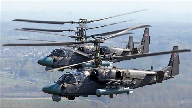 Truc thang Ka-52 Alligator Nga duoi danh may bay My tren bau troi Syria?-Hinh-9