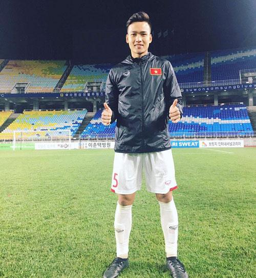 Cũng trong năm 2017, anh là thành viên của U18 Việt Nam tham dự VCK U18 Đông Nam Á 2017.