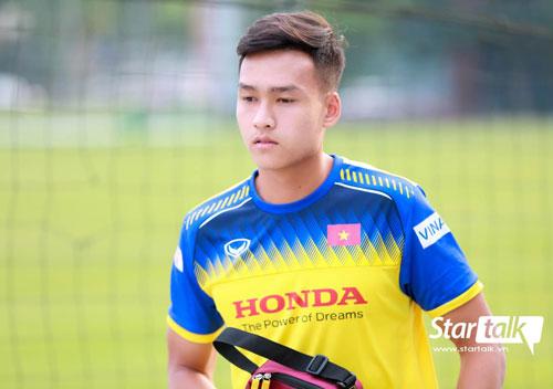 Việt Anh là một trong những nhân tố mà HLV Park Hang-seo đánh giá cao ở hàng thủ của U23 Việt Nam.