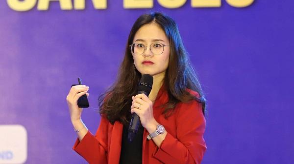 Bà Nguyễn Hồng Vân, Giám đốc thị trường JLL Việt Nam.
