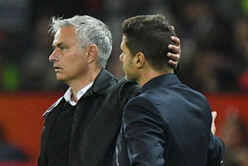 HLV Jose Mourinho có thể không ở lại Spurs lâu.
