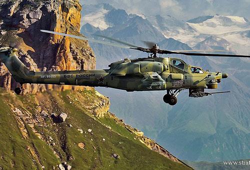 Bộ Quốc phòng Nga thông báo, vụ trực thăng tấn công Mi-28 rơi chưa xác định được là do lỗi của phi công hay lỗi kỹ thuật. Hiện cả 2 phi công đều đã thiệt mạng. Trước đó, chiếc Mi-28 này biến mất khỏi màn hình radar của Nga.