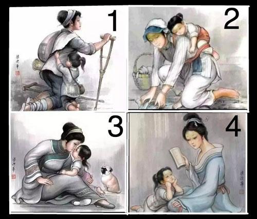 Theo bạn đó là đứa trẻ nào?