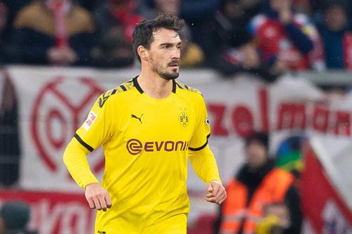 8. Mats Hummels (Borussia Dortmund).