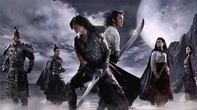 Những tác phẩm xuất sắc của dòng phim kiếm hiệp Trung Hoa - 4
