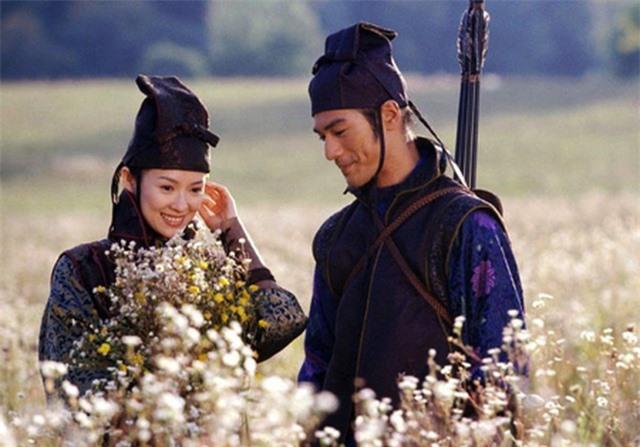 Những tác phẩm xuất sắc của dòng phim kiếm hiệp Trung Hoa - 5