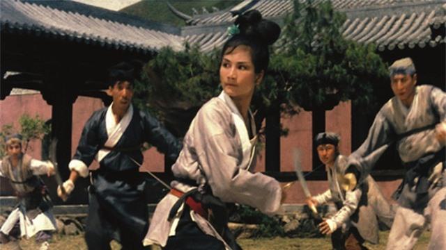 Những tác phẩm xuất sắc của dòng phim kiếm hiệp Trung Hoa - 8