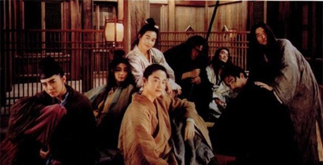 Những tác phẩm xuất sắc của dòng phim kiếm hiệp Trung Hoa - 9