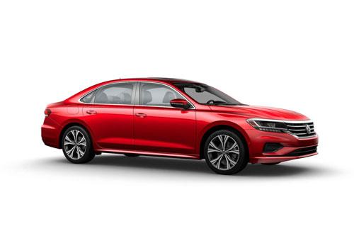Volkswagen Passat SEL Premium 2020.
