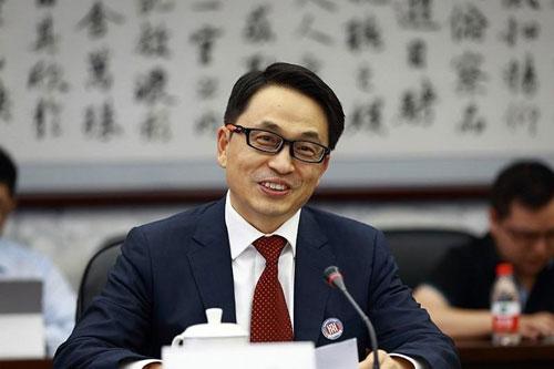Zhang Lei là CEO và nhà sáng lập của Hillhouse Capital. Ảnh: VCG.