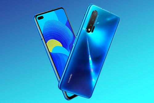 Huawei Nova 6 có 3 tùy chọn màu sắc gồm Black, Blue, Provence. Giá bán của máy tại Trung Quốc là 3.199 Nhân dân tệ (tương đương 10,58 triệu đồng).
