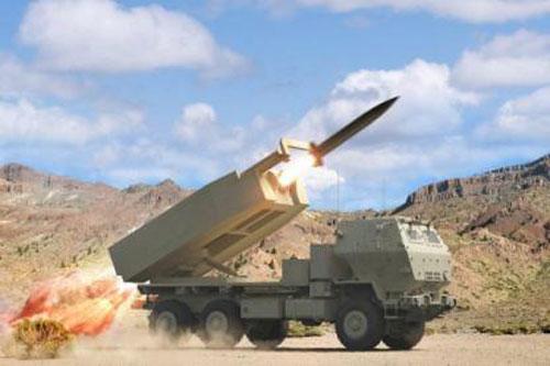 Tên lửa PrSM.