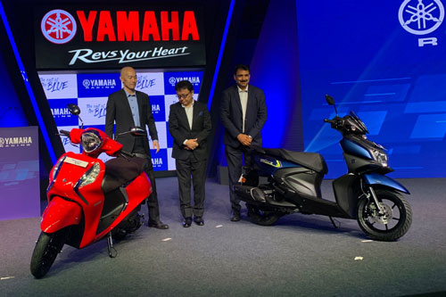 Yamaha Fascino 125 2020.