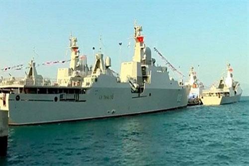 Hải quân Việt Nam đã tiếp nhận 4 tàu hộ vệ tên lửa Gepard 3.9 của Nga